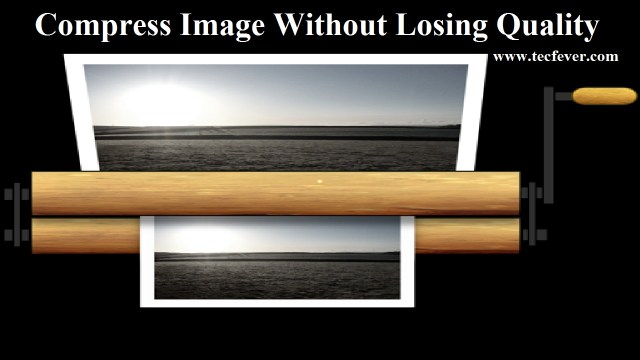 Compress Image Without Losing Quality