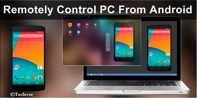 How To Control PC Using Android Phone (Ulta)