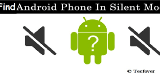Steps To Find Android Phone Lost In Silent Mode-Tecfever
