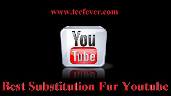 Substitution For Youtube