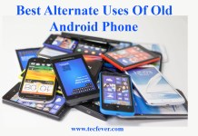 Best Alternate Uses Of Old Android Phone