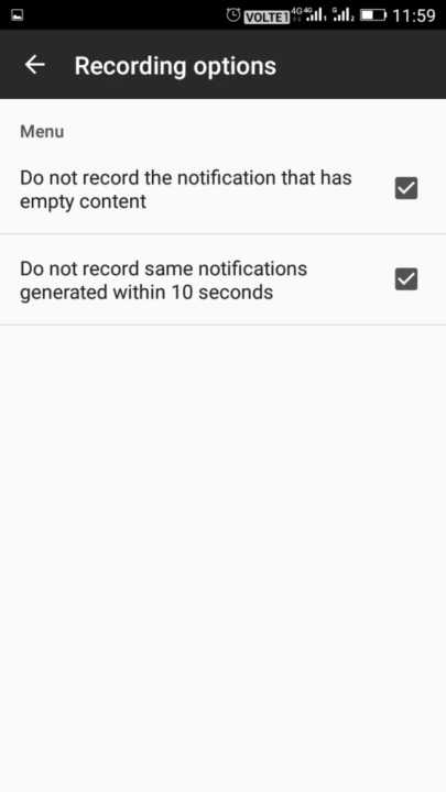 Recover Notifications Deleted From Android9