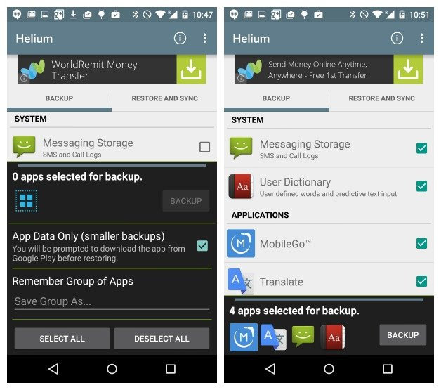 Take Backup And Cleanup Your Android Before Selling5