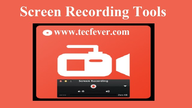 best screen recording tools for pc