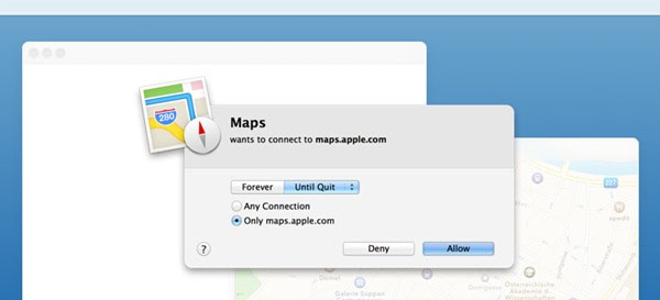 Block Apps From Accessing The Internet In MAC2