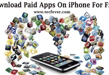 Download Paid Apps On iPhone For Free