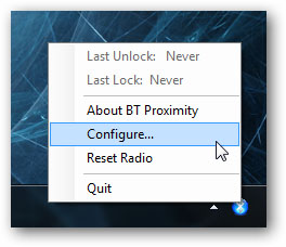 LockUnlock Your PC Using Smartphone Bluetooth2