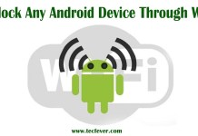 Unlock Android Device Through WiFi