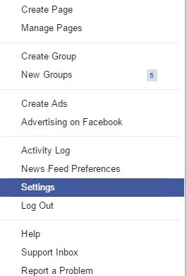 How To Turn OFF Facebook Notification Sound1