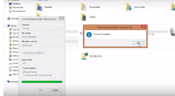 Install Android Remix OS On PC4