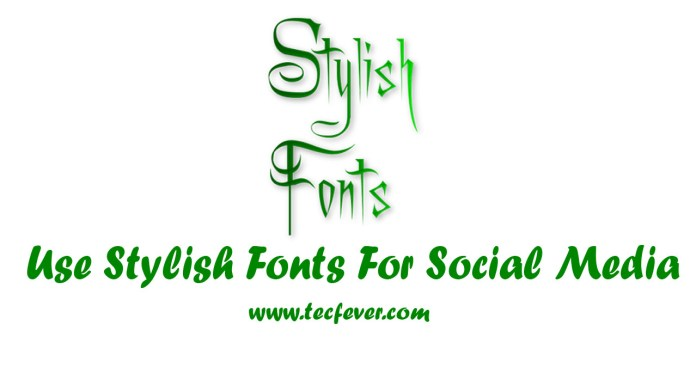 How to write Stylish Fonts on Facebook and Whatsapp - (Android)