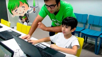 Photo of Escritor brasileiro de 6 anos cria game e ganha concurso de colonização espacial da Nasa