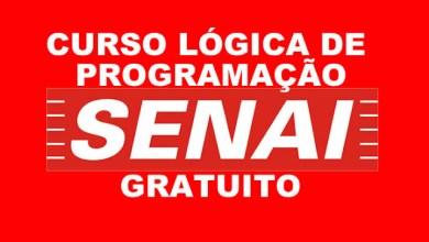 Photo of Curso de Lógica de Programação gratuito oferecido pelo SENAI