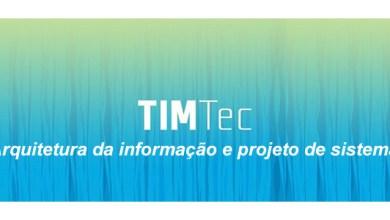 Photo of Curso gratuito de Arquitetura da Informação e Projeto de Sistemas da TIMTec
