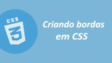 Photo of Criando bordas CSS