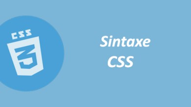 Photo of Sintaxe CSS