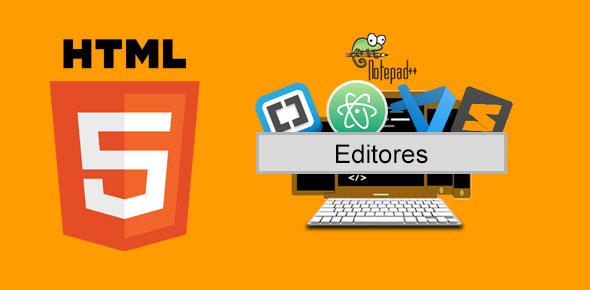 HTML - Editores