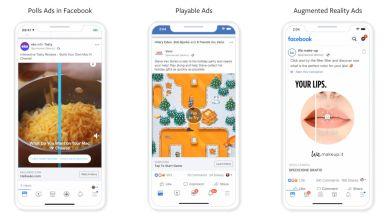 Photo of O Facebook quer tornar seus anúncios mais interativos