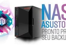 Photo of Conheça o NAS AS5202T da ASUSTOR: pronto pro seu backup