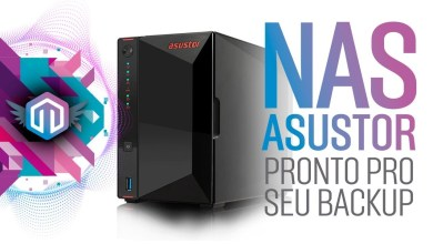 Photo of Conheça o NAS AS5202T da ASUSTOR: pronto pro seu backup