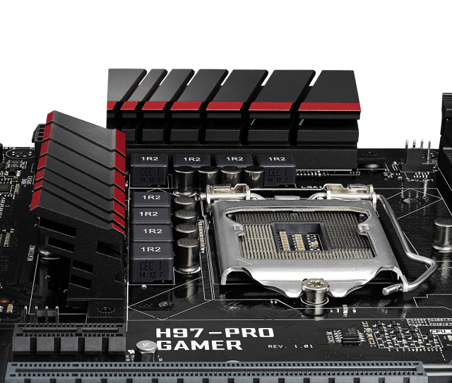 ASUS Announces H97-Pro Gamer Gaming Motherboard 17