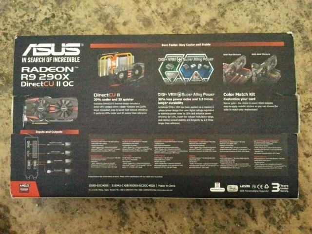 Unboxing & Review: ASUS R9 290X DirectCU II OC 41