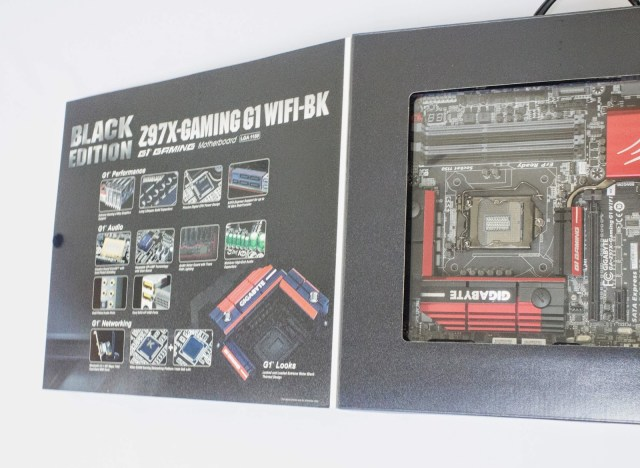 Unboxing & Review: Gigabyte Z97X-Gaming G1 WIFI Black Edition 4