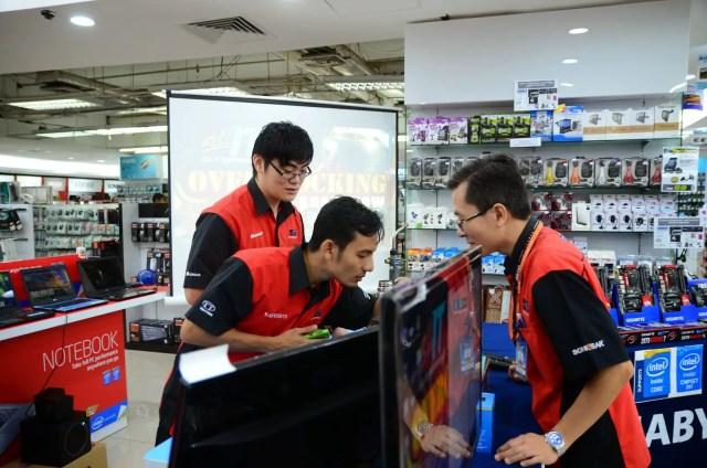 Event Coverage: ALL IT Hypermarket Overclocking Roadshow, Low Yat Plaza, Kuala Lumpur 69