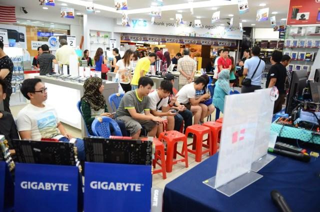 Event Coverage: ALL IT Hypermarket Overclocking Roadshow, Low Yat Plaza, Kuala Lumpur 74