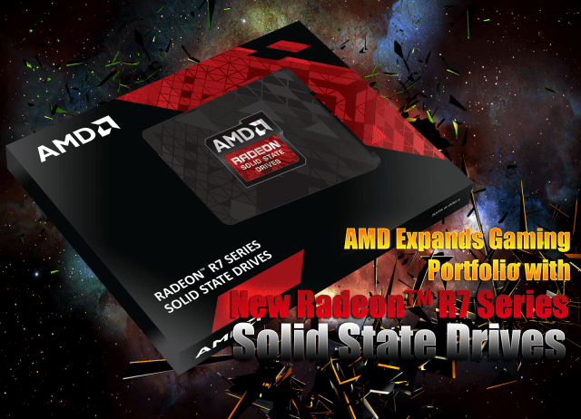 AMD Expands Gaming Portfolio with New Radeon™ R7 Series Solid State Drives 11