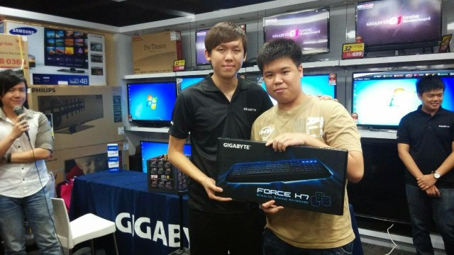 Quick Coverage on Mushi & Gigabyte Fan Meeting Event @Viewnet Low Yat Plaza 58