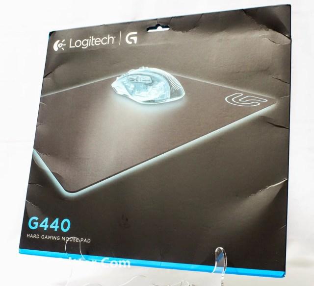 Unboxing & Review: Logitech G440 Hard Surface Mousepad 1
