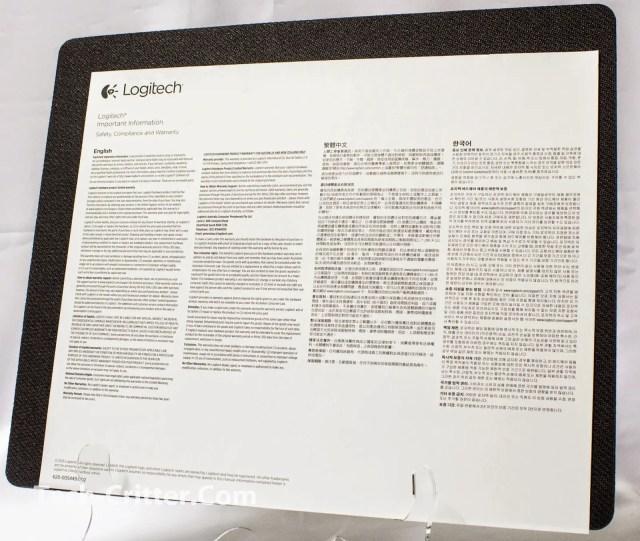 Unboxing & Review: Logitech G440 Hard Surface Mousepad 4