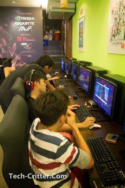 Brief coverage of the Applez Dream Net Dota 2 Championshio 2014 by TTEsports 60