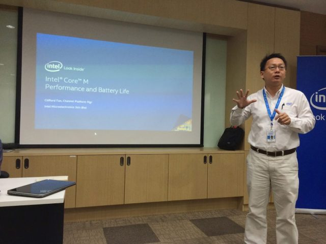 Event Coverage: Intel launches the new Core M processor for 2 in 1 devices 7