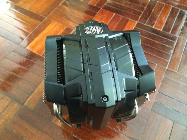 Unboxing & Review: Cooler Master V8 GTS CPU Cooler 66
