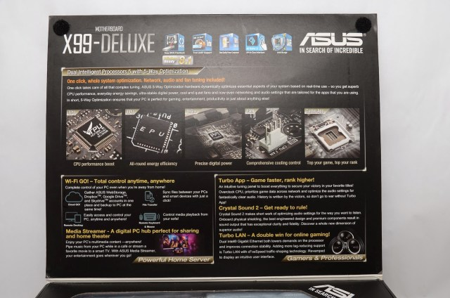 Unboxing & Review: ASUS X99-Deluxe 127