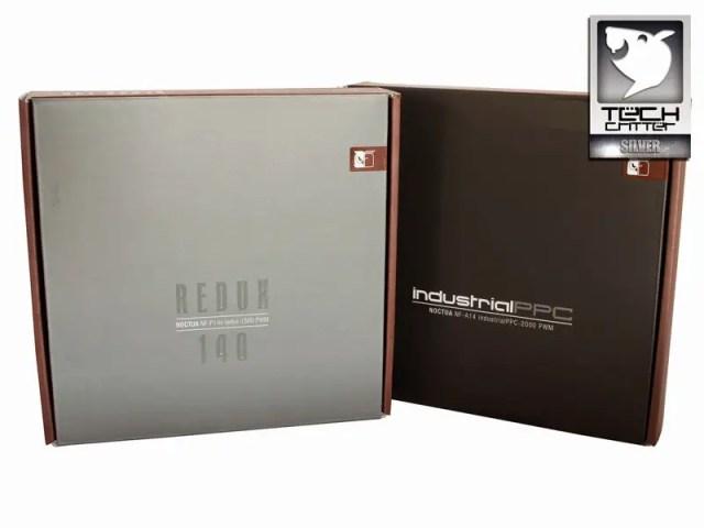 Unboxing & Review: Noctua Redux & IndustrialPPC 75