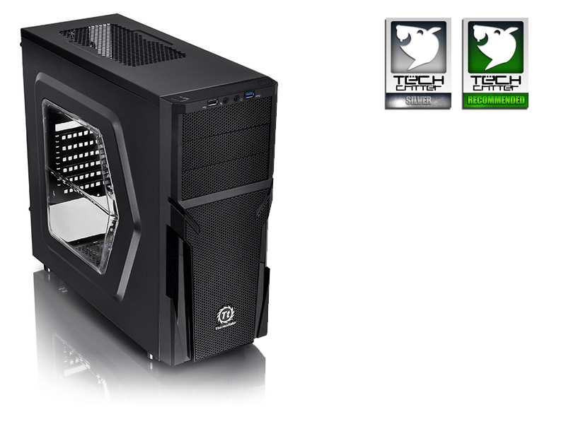 Unboxing & Review: Thermaltake Versa H21 41