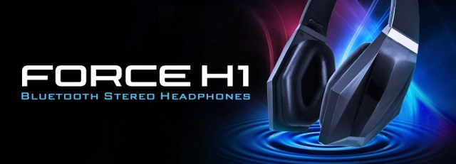 GIGABYTE Releases FORCE H1 Wireless Gaming Headphones Designed for Mobile Gaming 3