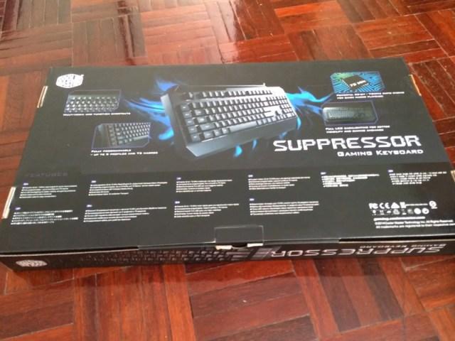 Unboxing & Review: CM Storm Suppressor 54