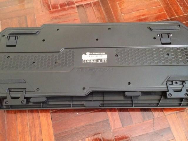 Unboxing & Review: CM Storm Suppressor 65
