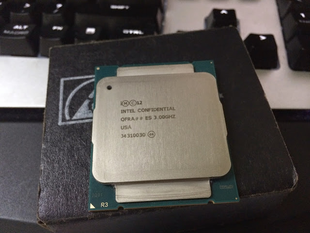Quick Overview on the Intel Haswell-E i7 5960X 24