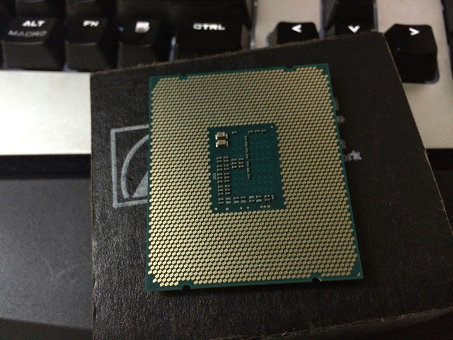 Quick Overview on the Intel Haswell-E i7 5960X 3