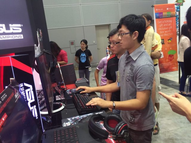 Event Coverage: Pikom PC Fair December 2014, KLCC 221
