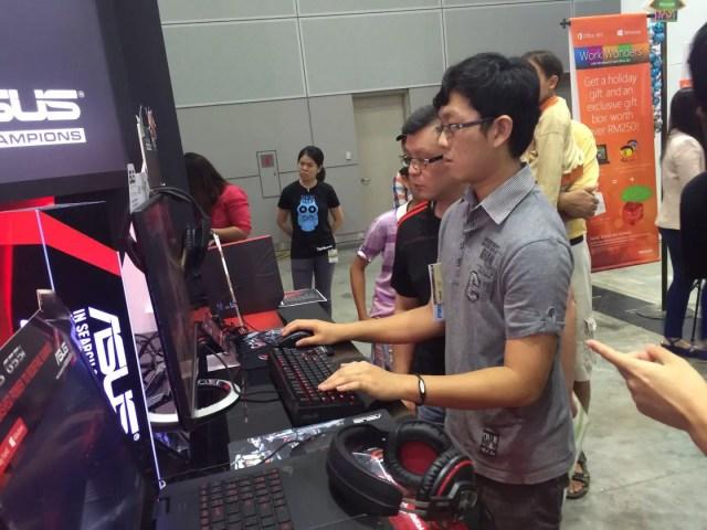 Event Coverage: Pikom PC Fair December 2014, KLCC 221
