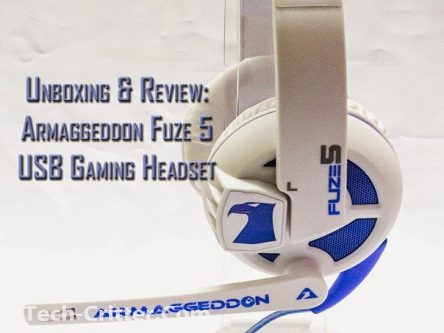 Unboxing & Review: Armaggeddon Fuze 5 USB Gaming Headset 33
