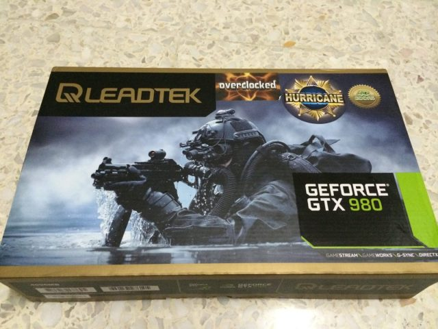 Unboxing & Review: Leadtek WinFast GTX 980 Hurricane 26