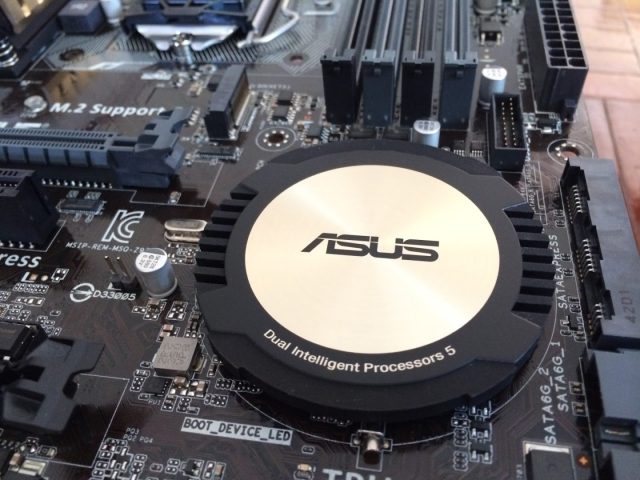 Unboxing & Review: ASUS Z97-A 154