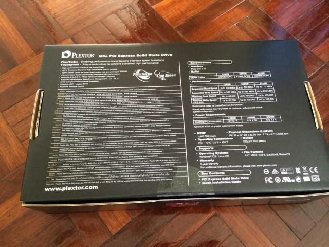 Unboxing & Review: Plextor M6e Black Edition PCIe SSD 68
